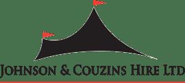 Johnson & Couzins Hire Logo